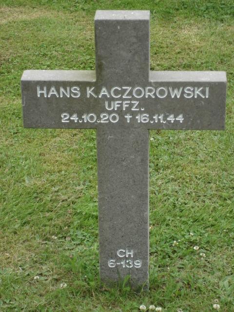 Hans Kaczorowski