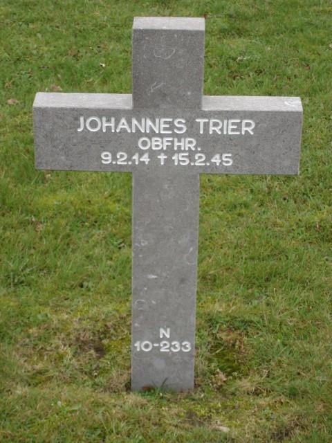 Johannes Trier