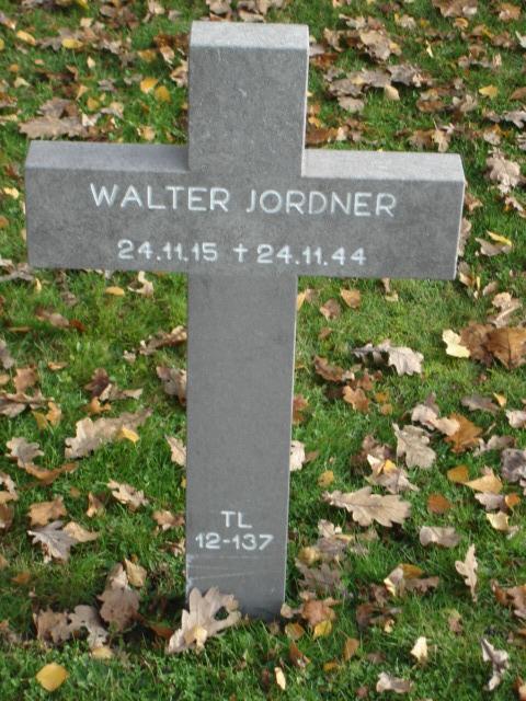 Walter Eduard Jordner