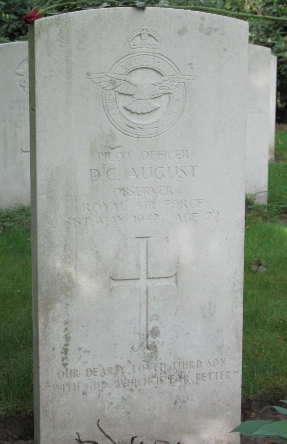Douglas Claude August