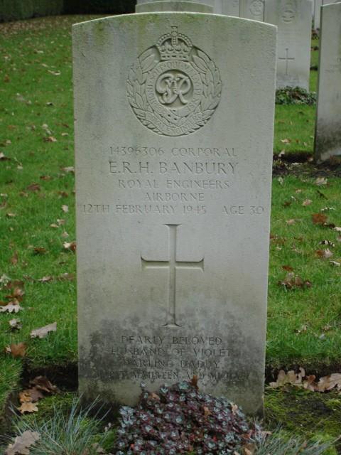 Edward Robert Hamlin Banbury