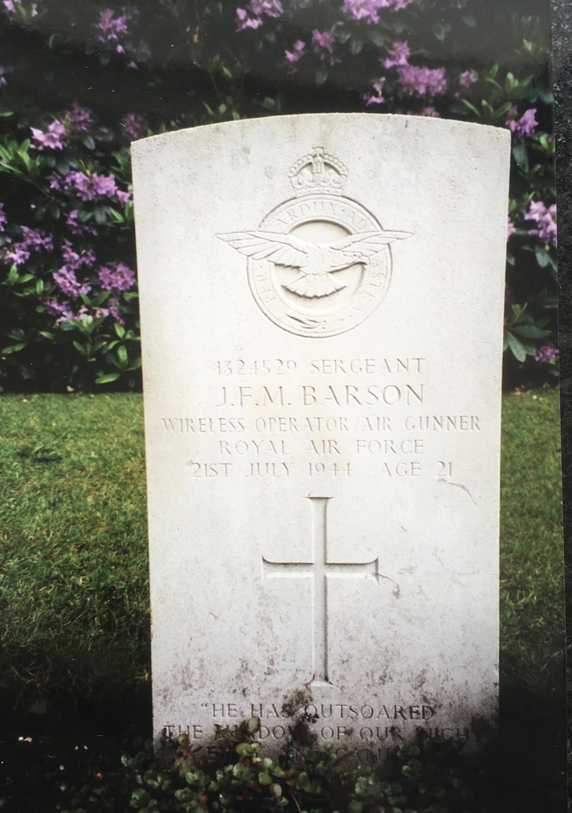 Jack Frank Macdonald Barson