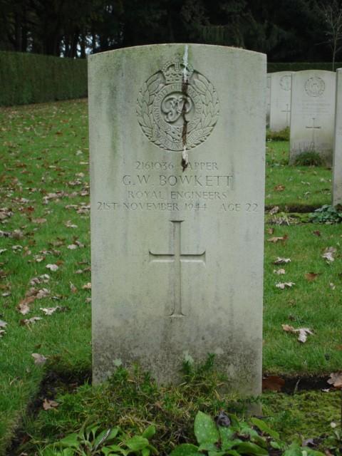 George William Bowkett