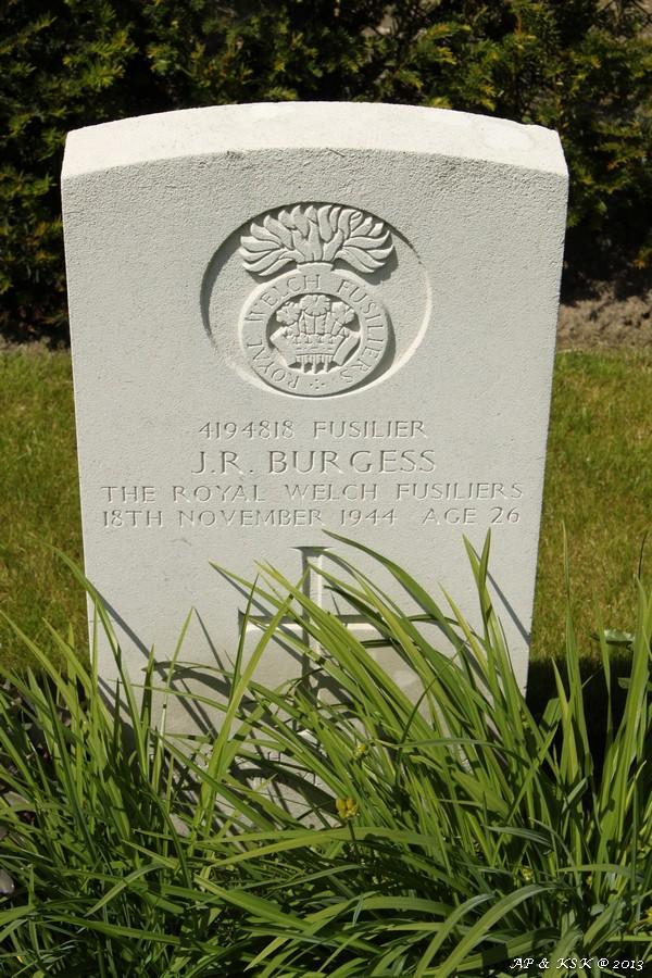 John Royden Burgess