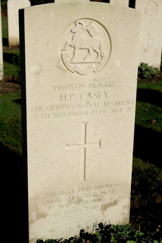 Henry Peter Casey