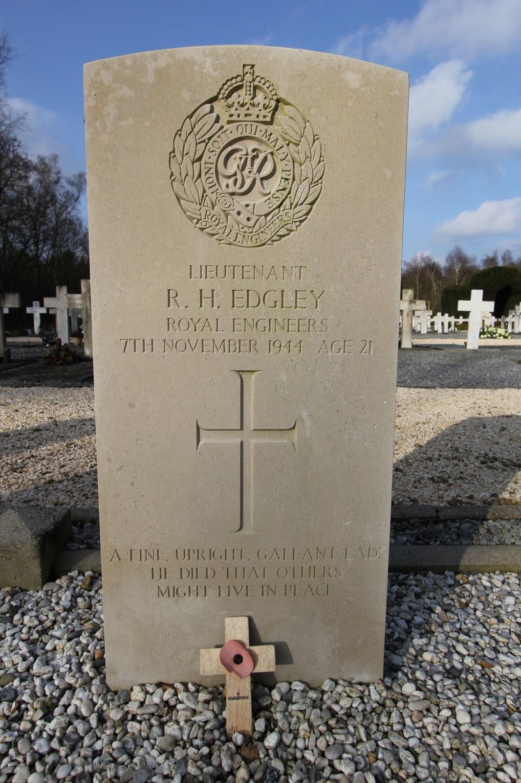 Richard Herbert Edgley