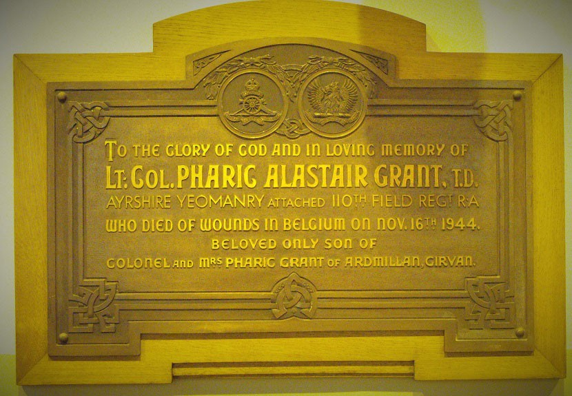 Pharic Alastair Grant