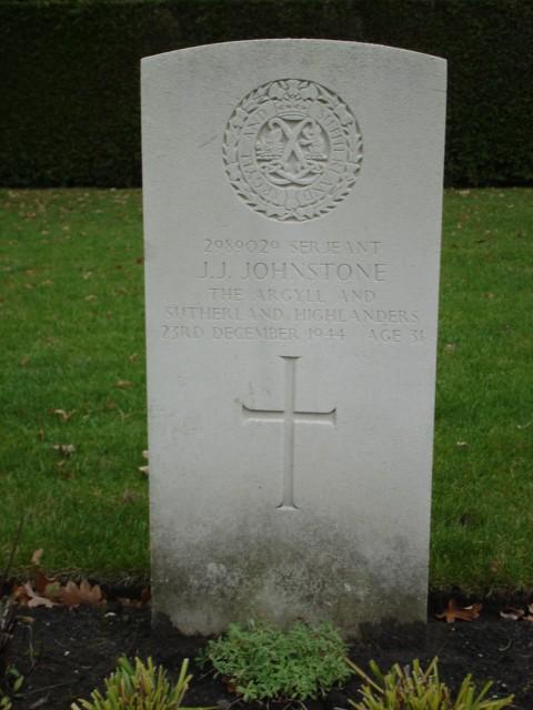 Joseph James Johnstone
