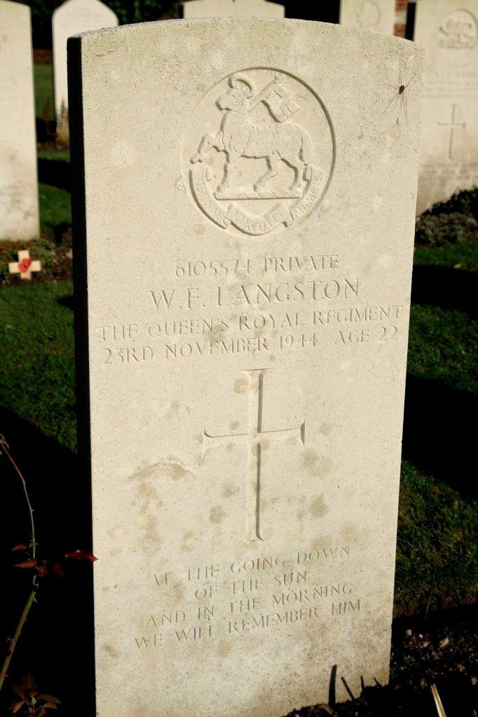William Frank Langston