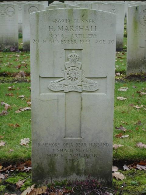 Harry Marshall