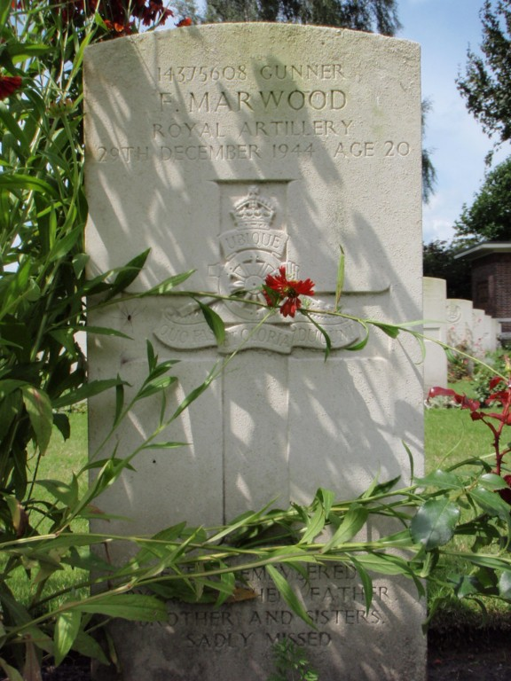 Frank Marwood