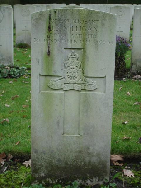 John Dodds Milligan