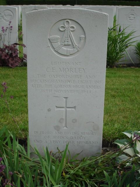 Charles Edwin Morley