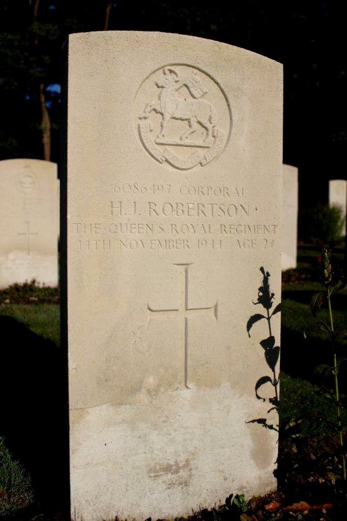Herbert John Robertson