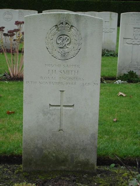Joseph Henry  Smith