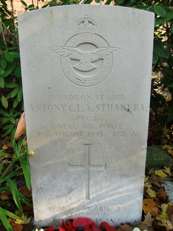 Antony Charles Letteblere Stuart