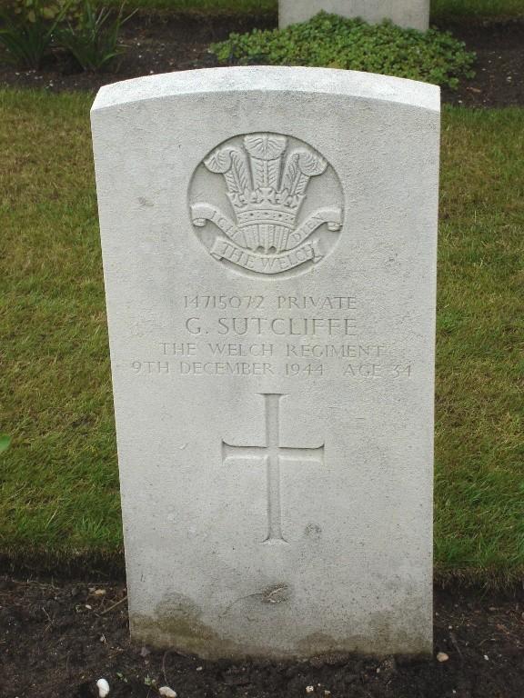 George Sutcliffe