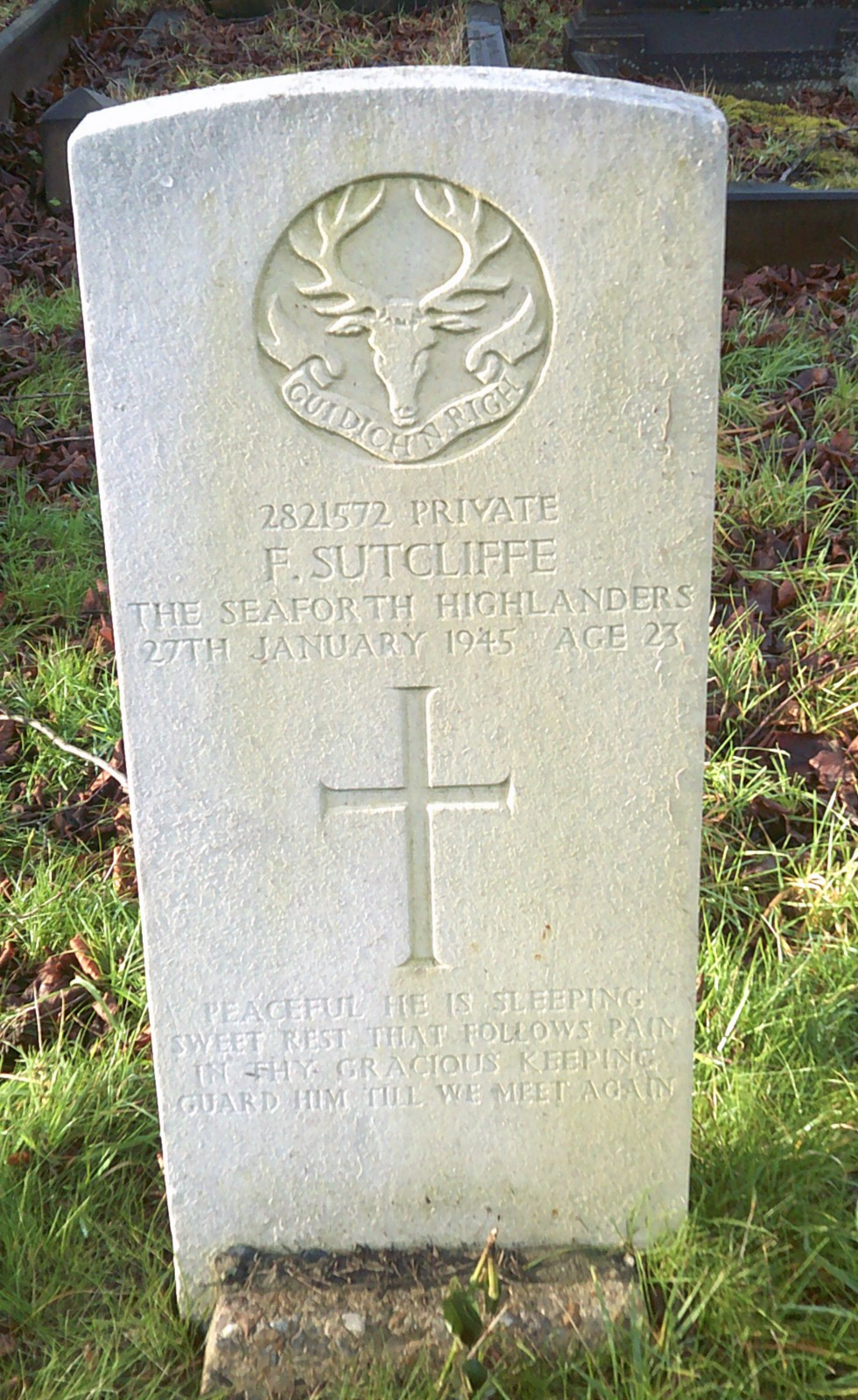 Fred Sutcliffe