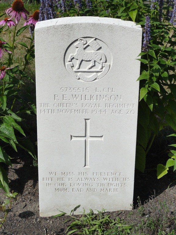 Philip Edward Wilkinson