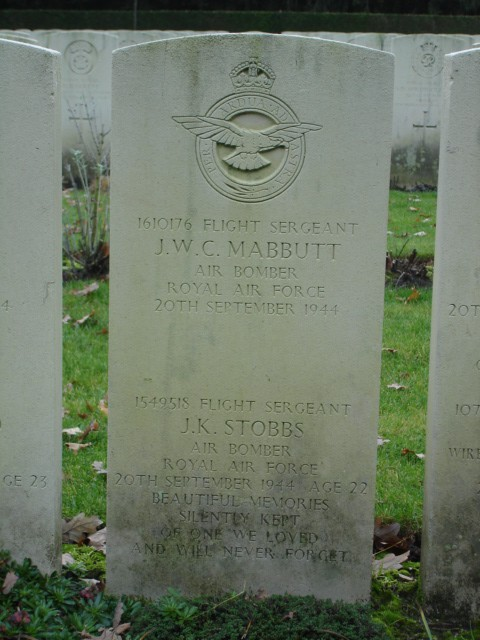 John William Charles Mabbutt