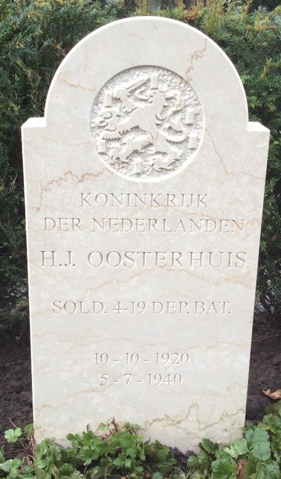 Hendrik Jan Oosterhuis