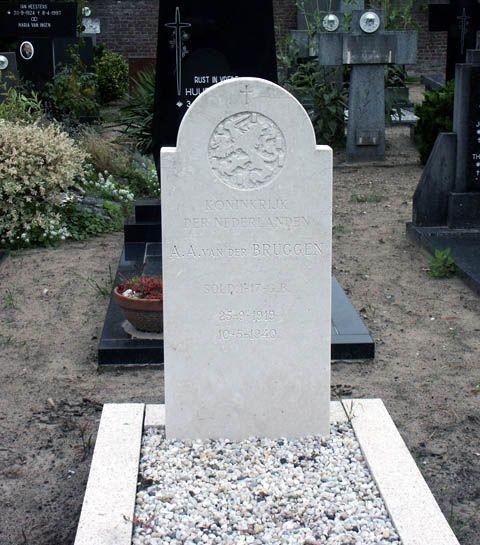 Adrianus Antonius van der Bruggen