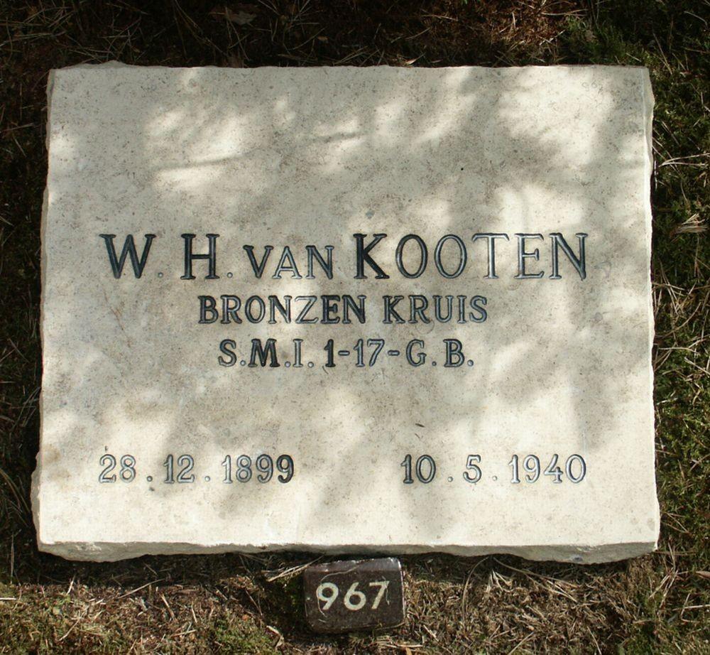 Willem Hendrik van Kooten