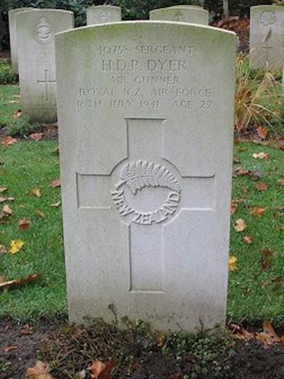 Henry David Patrick Dyer
