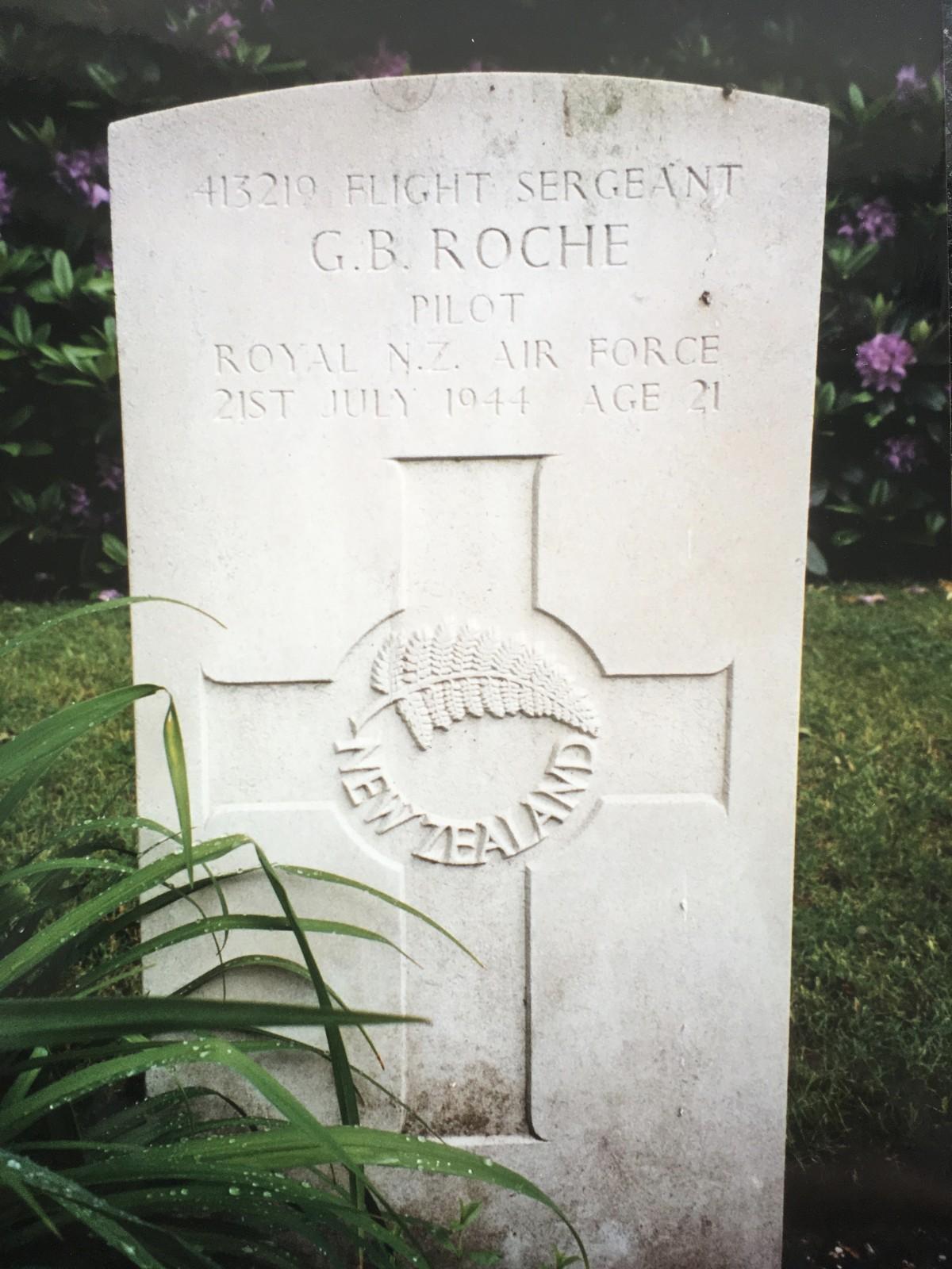 Gerald Brian Roche