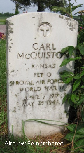 Cyrus Carl McQuiston