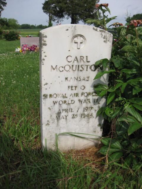 Cyrus Carl McQuiston