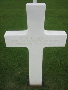 Roy E. Scott