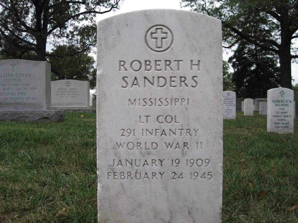 Robert Herbert Sanders