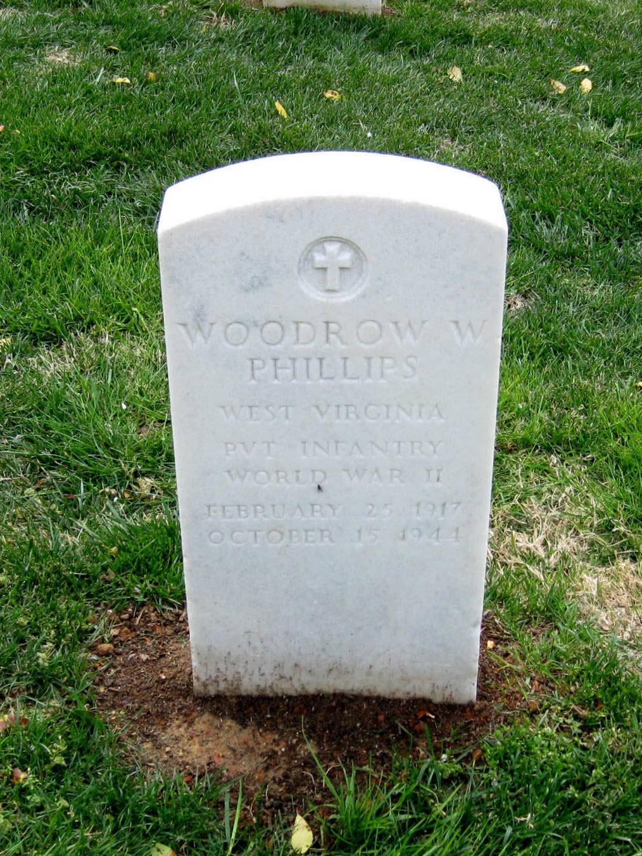Woodrow Wilson Phillips