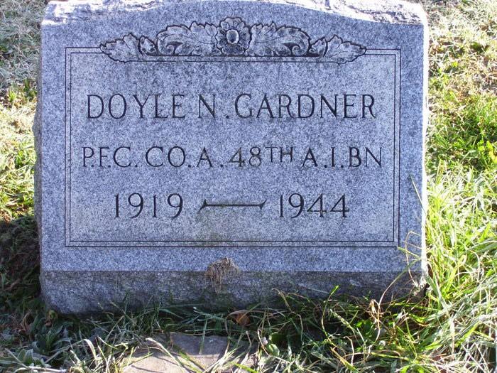 Doyle Newton Gardner