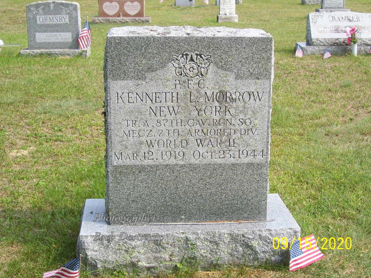 Kenneth L. Morrow
